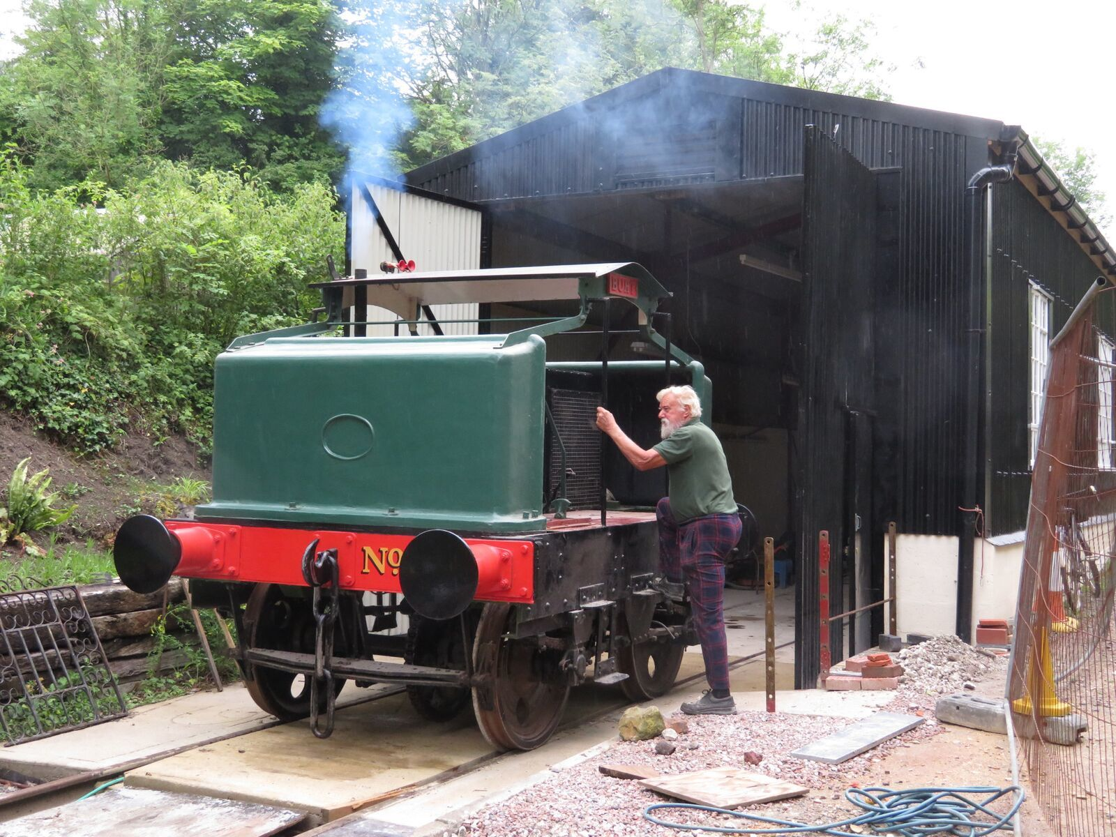 Amberley Museum: Rail Gala Saturday 8th and Sunday 9th July