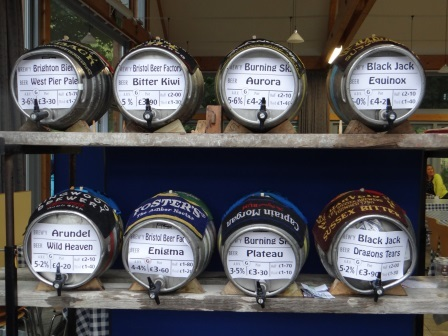 Friday 1st - Sunday 3rd September - Ale at Amberley 12