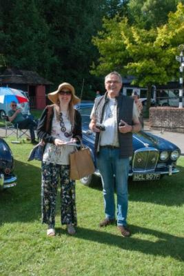 Amberley Museum's Classic Car Show