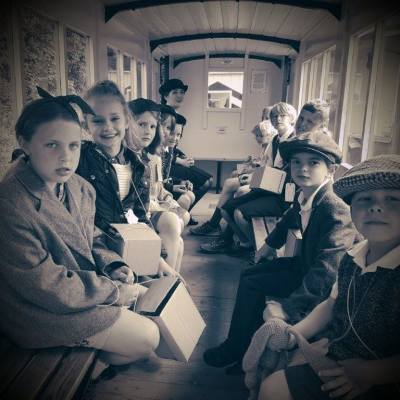 Family Activity Wednesday 23rd August - Children's WW2 Day