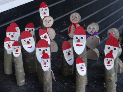 Saturday 2nd & Sunday 3rd December - Christmas Craft Market Weekend