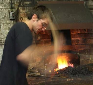 Amberley Museum Blacksmith
