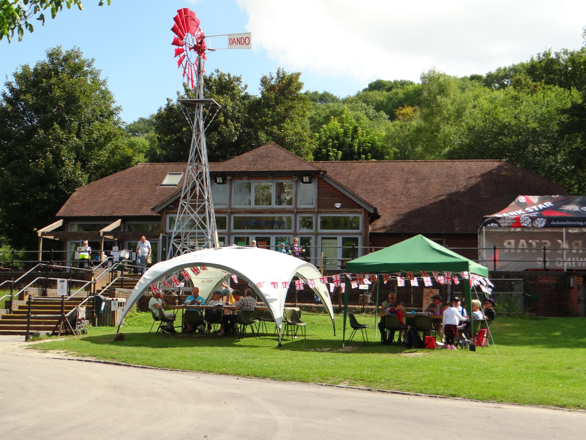 Amberley Museum - Ale at Amberley daytimes