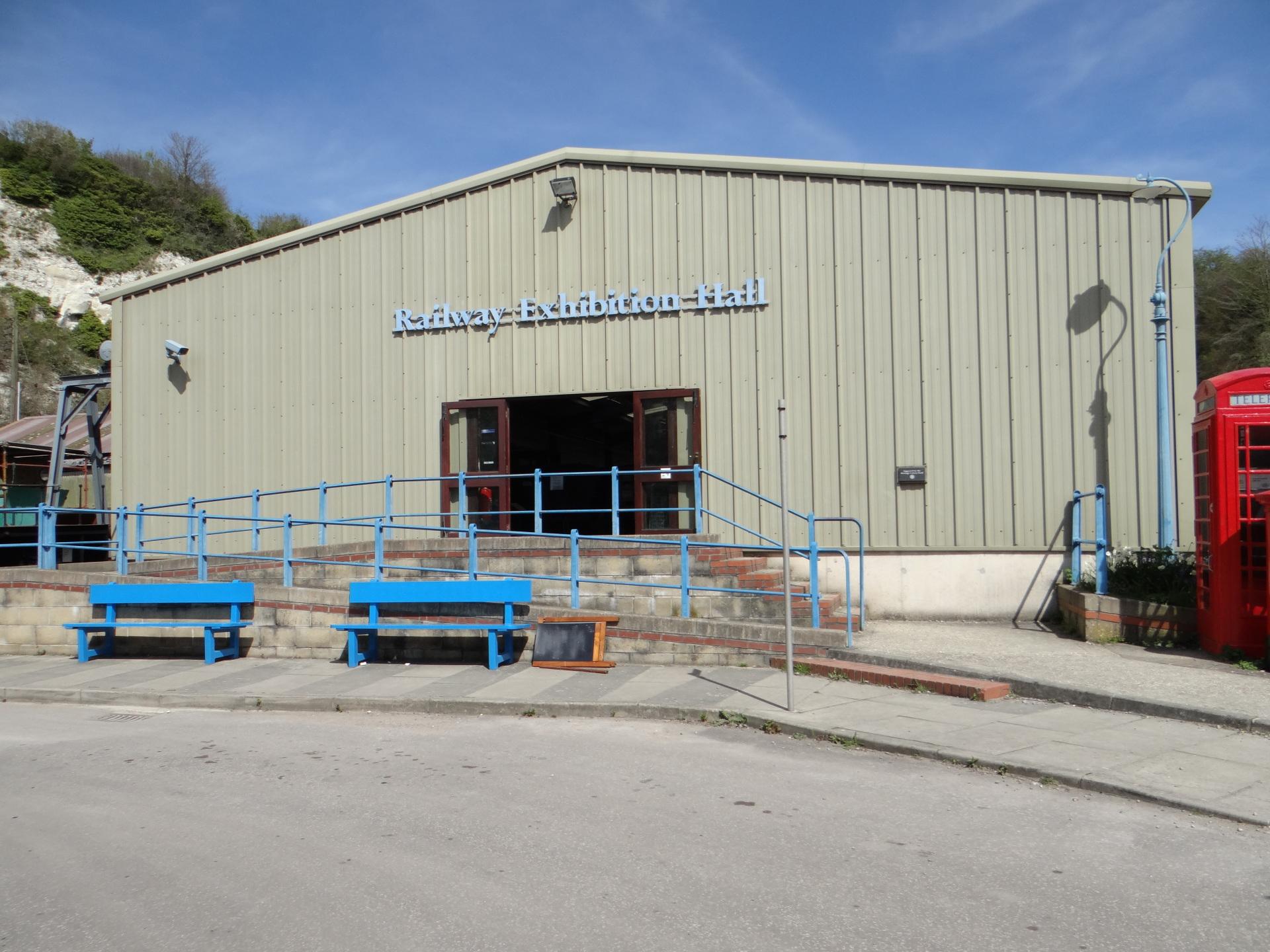 Amberley Museum Railway exhibition