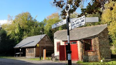 Amberley Museum - Historic building