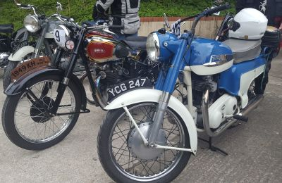 Amberley Museum - Classic Motorcycles day