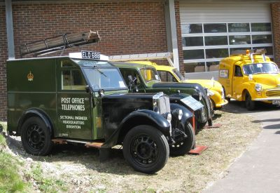 Amberley Museum - Commercial vehicle day