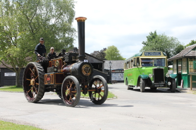 Amberley Museum - Mid summer steam show