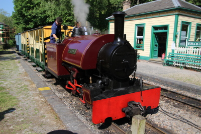 Amberley Museum - Rail gala
