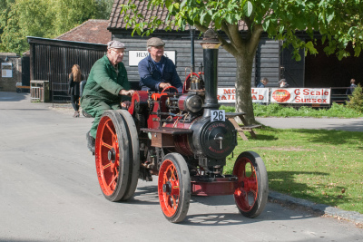 Amberley Museum - Miniature steam weekend
