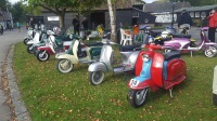 Amberley Museum - Classic Scooter Day