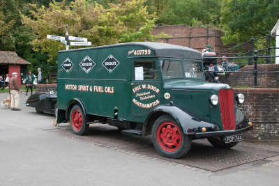 Amberley Museum - Autumn historic transport gathering