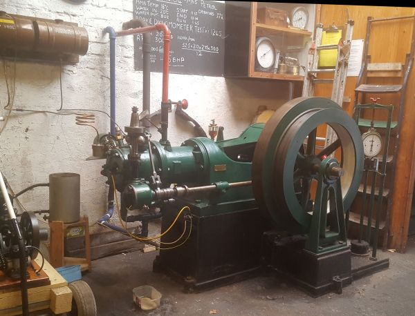 Amberley Museum Let's explore the stationary engines