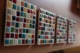 Art@Amberley Mosaic making