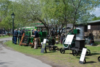Amberley Museum - Stationary engines