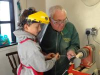 Amberley Museum - Woodturning