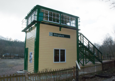 Grand Opening of Billingshurst Signal Box - Sunday 25th March 2018