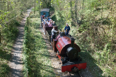 Easter Trail at Amberley Museum