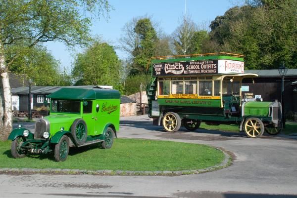 Spring Bus Show