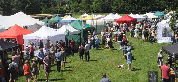 Floral Fringe Fair