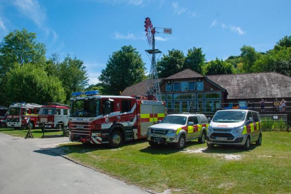 Emergency Services Weekend