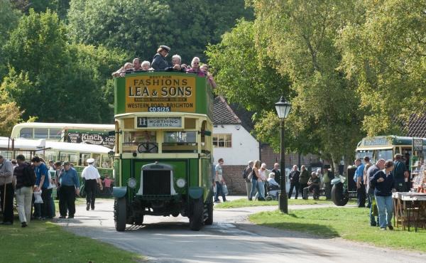 Autumn Bus Show