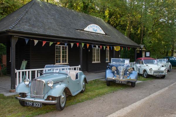 Autumn Historic Transport Gathering