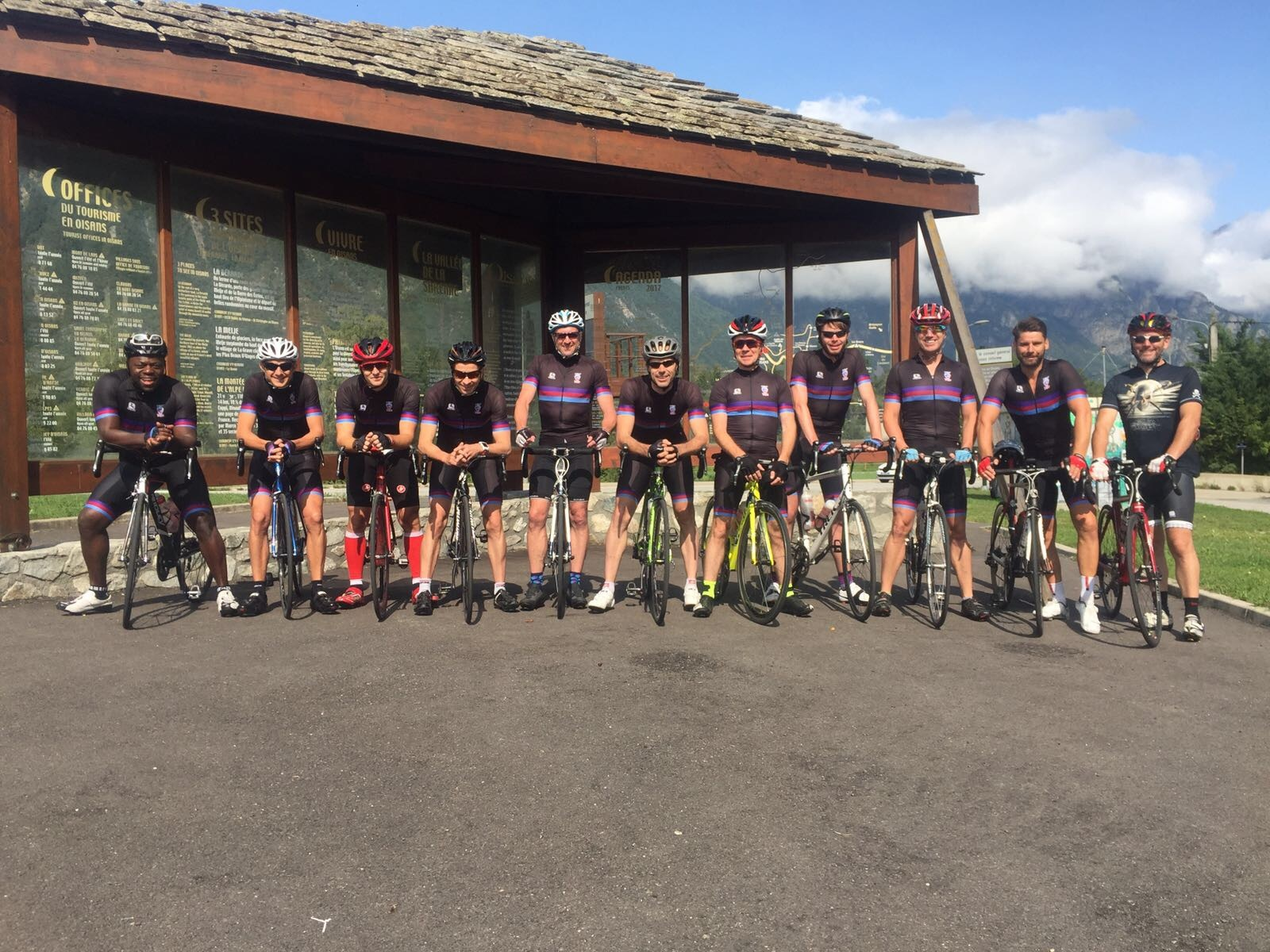 Back from great cycling trip to Alpe d' Huez and Galibier