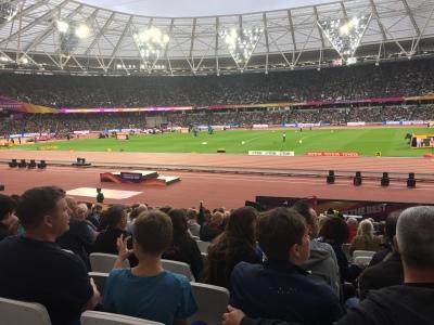 IAAF World Athletics London 2017