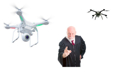 Drones In The Courts