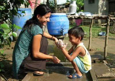 Water For Sanitation