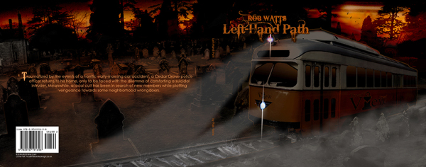 Left-Hand Path by Rob Watts