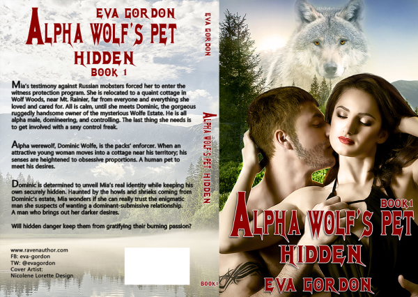 Alpha Wolf pet - Hidden book 1 - Eva Gordon