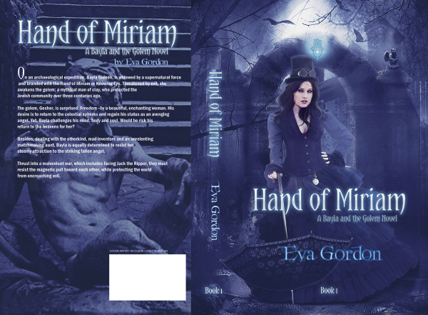 Hand of Miriam by Eva Gordon