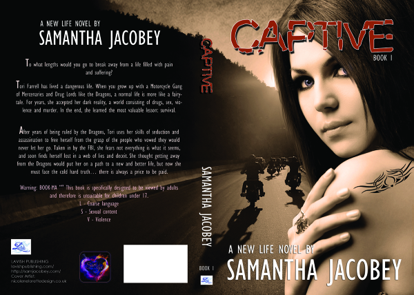 Captive 1 by Samantha Jacobey