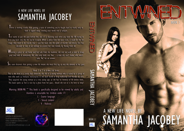 Entwind 3 by Samantha Jacobey