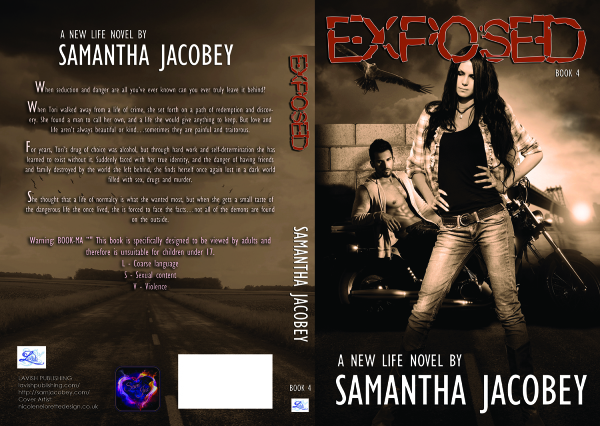 Exposed 4 by Samantha Jacobey
