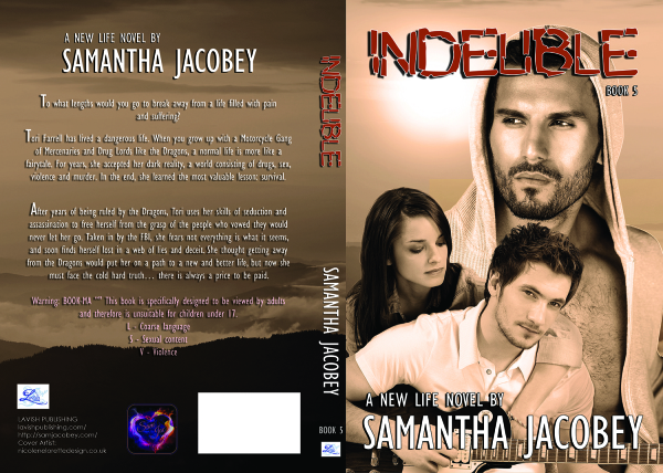 Indeuble 5 by Samantha Jacobey