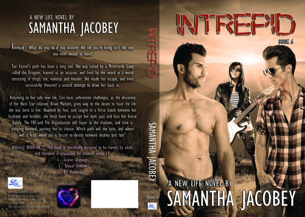 Interepid 6 by Samantha Jacobey
