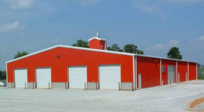 Howell County FIrehouse Addition