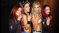 The standard bearers of the NXT Women's division (NXT's Four Horsemen)