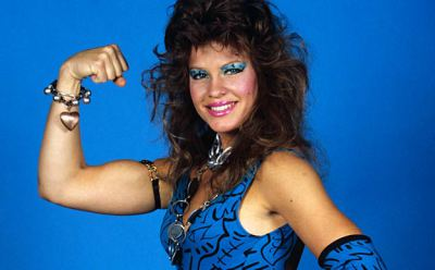 "Wendi Richter ... The ""Ronda Rousey"" of her Generation"