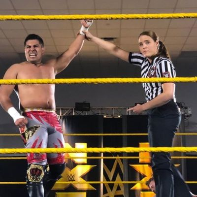 Kennadi Brink Signs with WWE