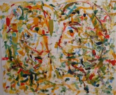 Couples 43, Monotype, Plate 60 x 72cm, Unframed, $1.100
