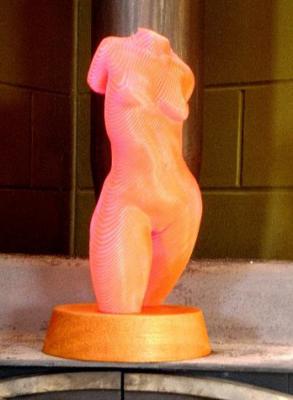 Rosie, Orange Fluo Transluscent, Details to be announced