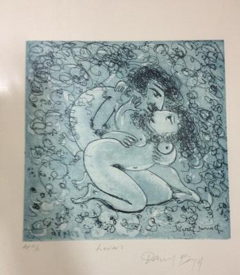 Lovers, 6/10, 30 x 30cm, $1.900