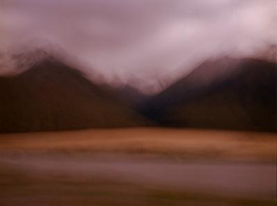 Torlesse Range, photograph, 64 x 49cm, $1.800