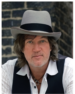 Chris Golden, 17 year member of the Oak Ridge Boys, gospel singer, entertainer, musician, Homburg Hat, Sharp dressed man