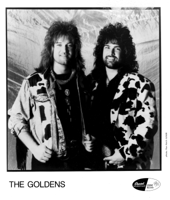 1990 / The Goldens -photo: Ron Keith