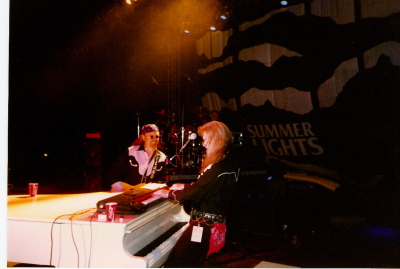 1995 - Honorary Burrito Brother / with John Beland
